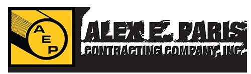 Alex E Paris Logo