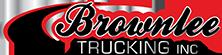 Brownlee Trucking logo