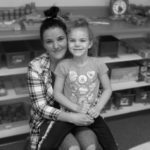 Madyson and her mom