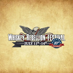 Whiskey Rebellion logo